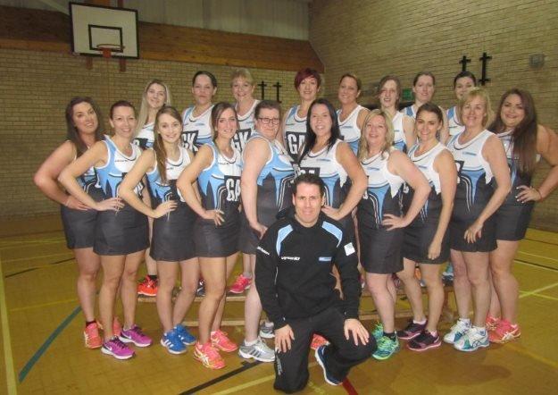 Coxhoe Netball Team