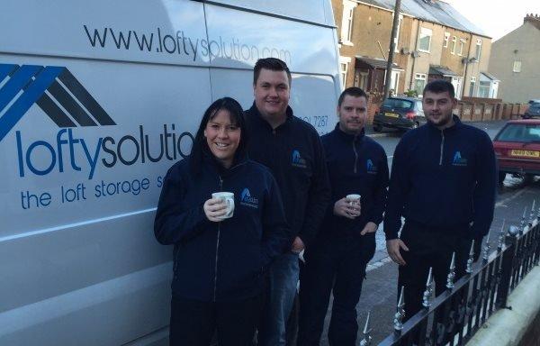 Lofty solutiion team